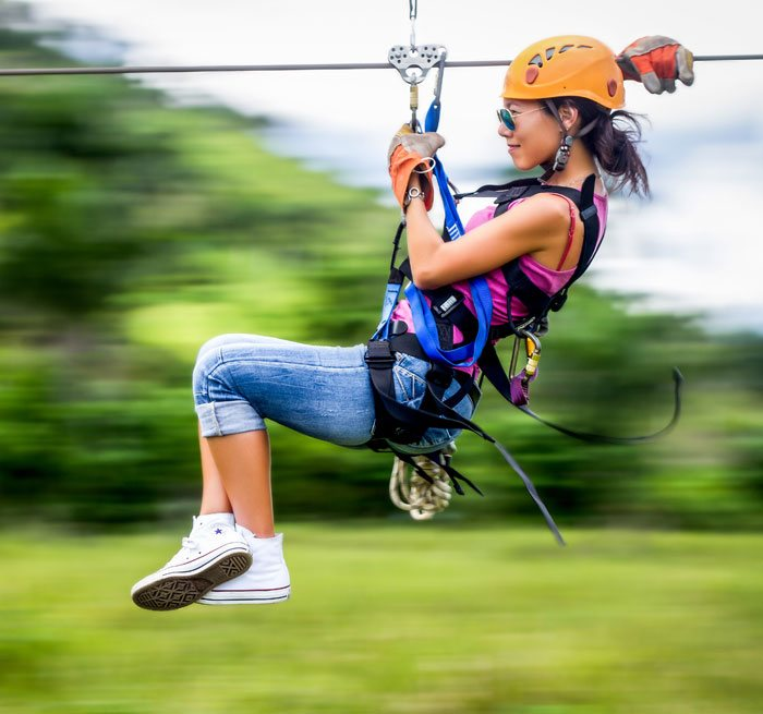 CANOPY ADVENTURE from Punta Cana - Dominican Republic